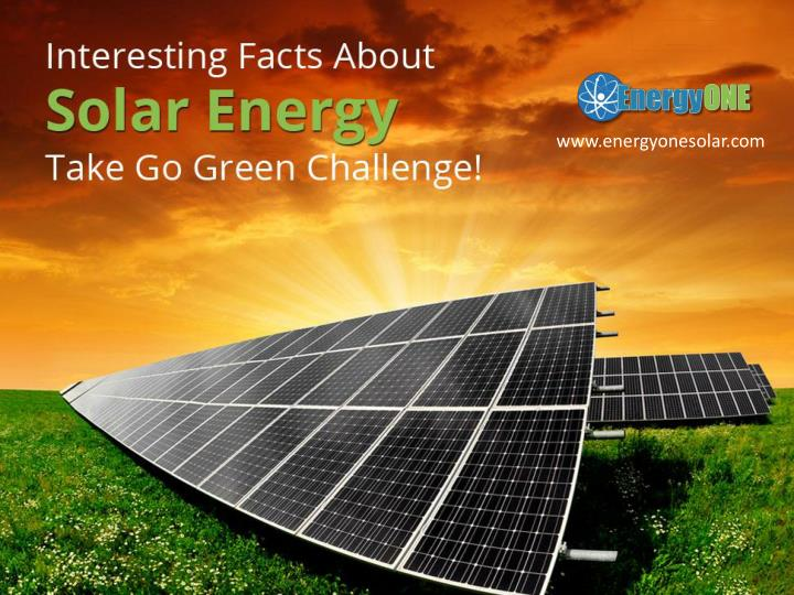 Ppt Interesting Facts About Solar Energy In Kansas City