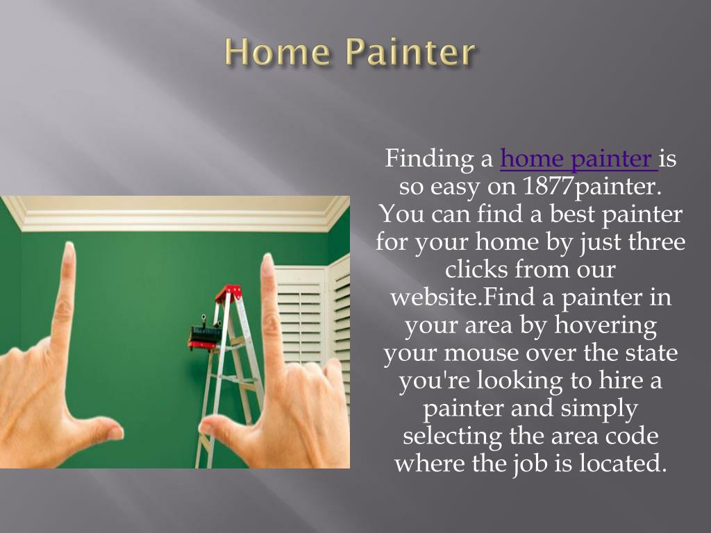 House Painter Point Presentation