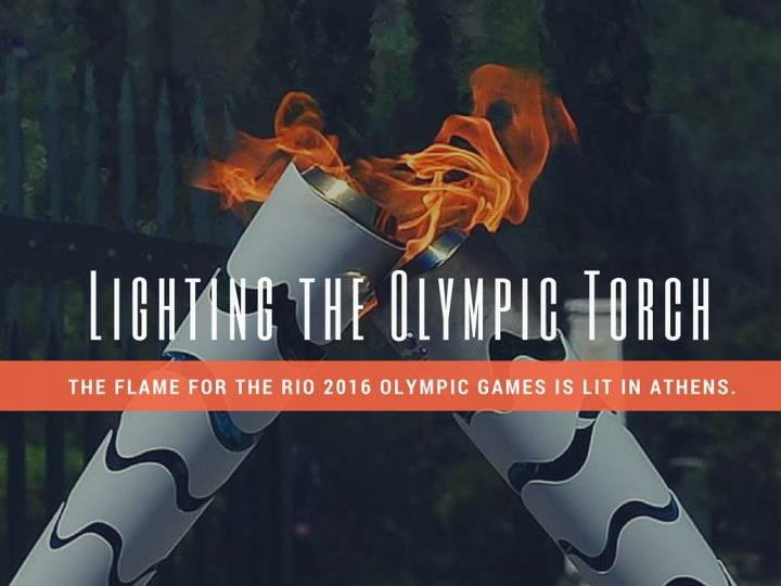 Ppt Lighting The Olympic Torch Powerpoint Presentation Id7330709