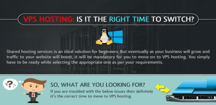 Vps hosting is it the right time to switch
