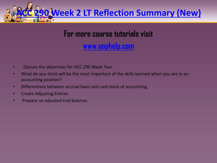 week 5 team reflection summary Attachments: res 351 week 5 lt reflection summary(uop course)zip [ preview here ] description reviews (1) collaborate with your learning team to discuss the previous week's objectives.