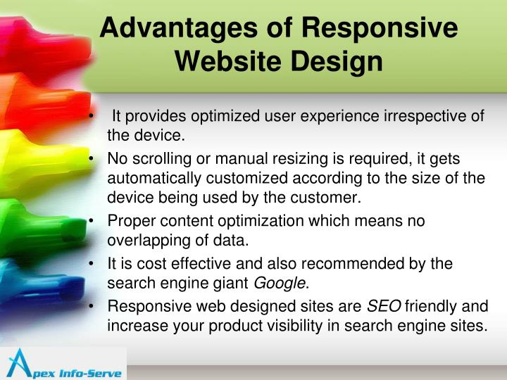 Advantages of Responsive Website Design