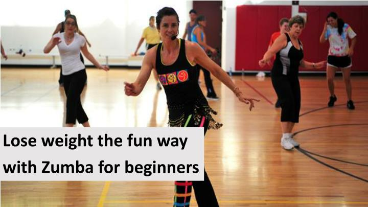 Ppt lose weight the fun way with zumba for beginners powerpoint with zumba for beginners toneelgroepblik Gallery