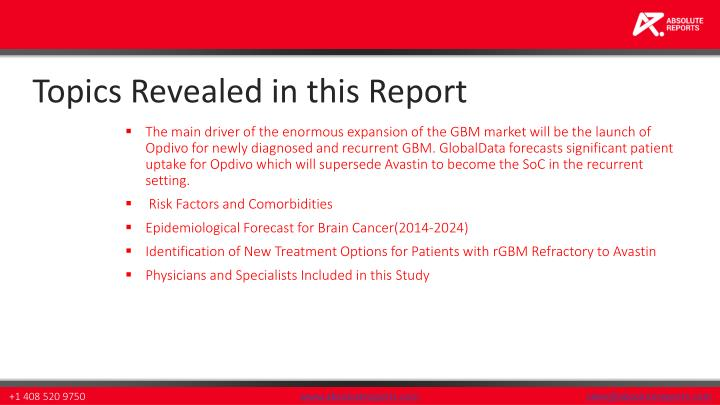 treatment options in recurrent gbm research A strategy for long-term survival  proving that the current treatment options are  the results are much worse in recurrent gbm.
