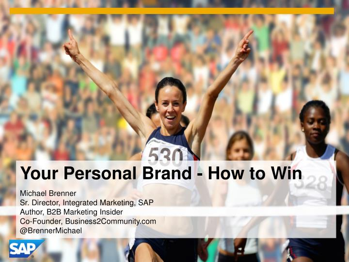 your personal brand how to win n.