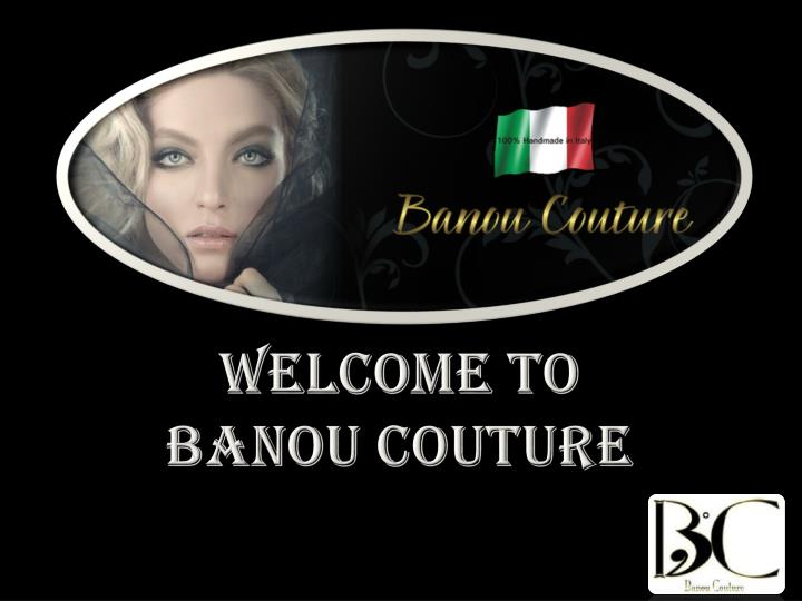 welcome to banou couture