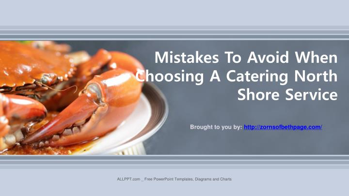 Mistakes To Avoid When
