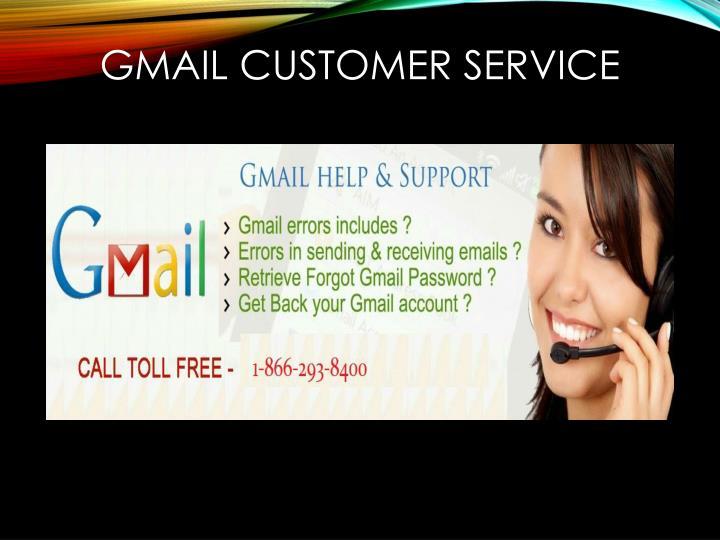 Gmail customer service1