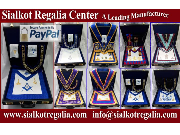 PPT - Masonic Regalia Apron cases leather PowerPoint Presentation