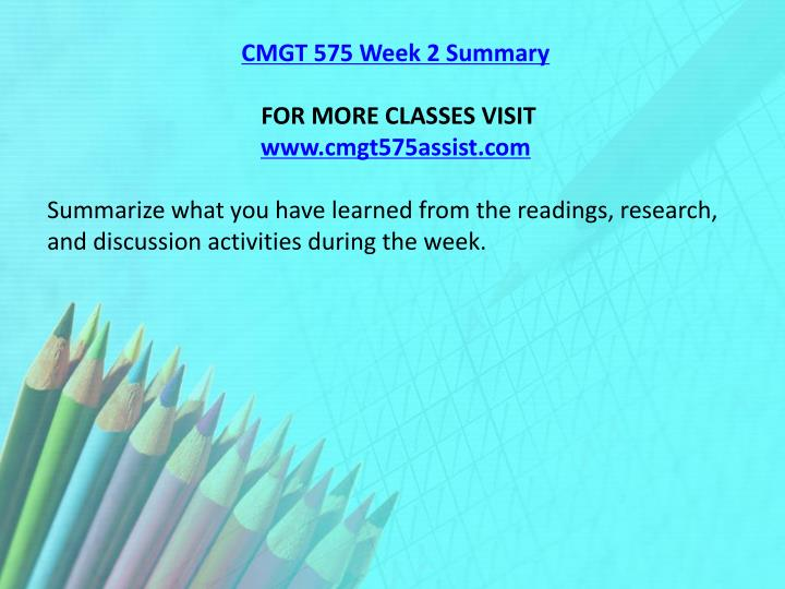 cmgt 582 week 4 Cmgt 582 assignment audit of the hr department 9 steps 1 cmgt 582 week 1 individual assignment getting involved cmgt 582 assignment audit of the hr department this playlist is under construction you can improve it by adding relevant articles and sharing it.