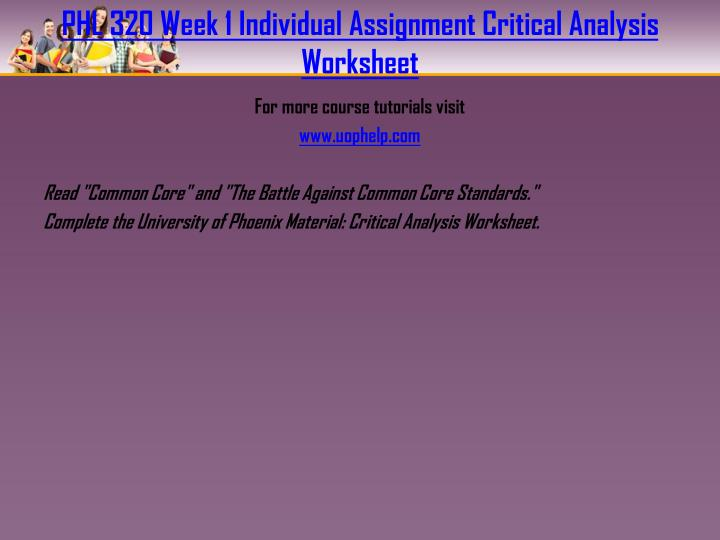 an assignment on critical analysis of Nursing assignment free sample of critical analysis on sensitive questioning made by our phd nursing assignment help experts call +1(213)438-9854 or livechat now.