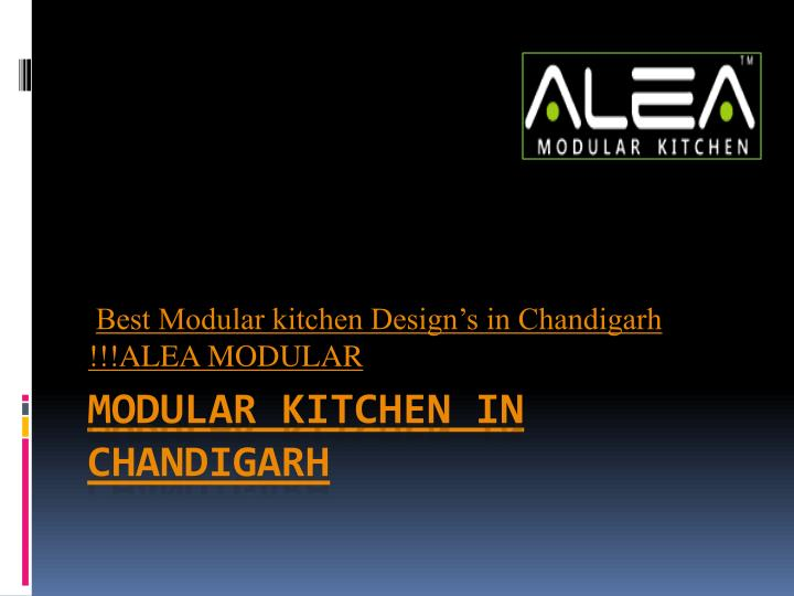 Best modular kitchen design s in chandigarh alea modular