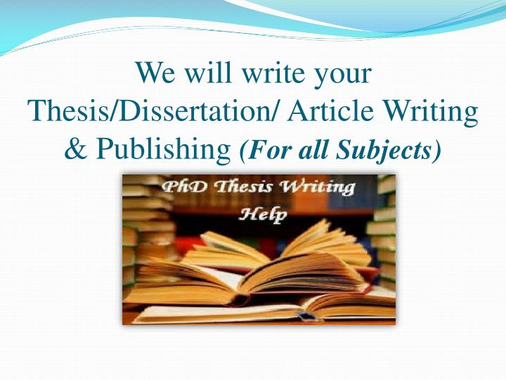 writing publishing your thesis dissertation Therefore, you have to work as good and fast as possible to have the chance to publish something good in journals with high impact factors, before having permision to write your thesis in some universities they ask at least two or three papers, and some others ask just for one paper, but in a journal with if above 4, or something like that.