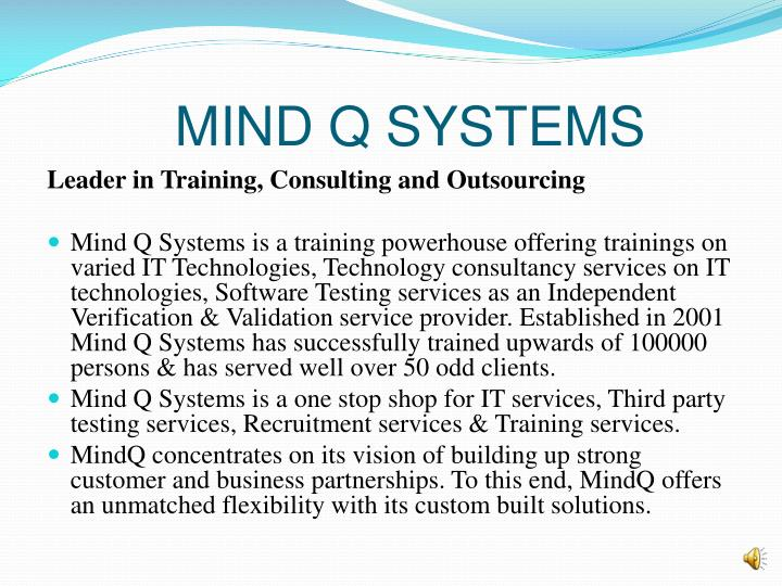 Mind q systems1