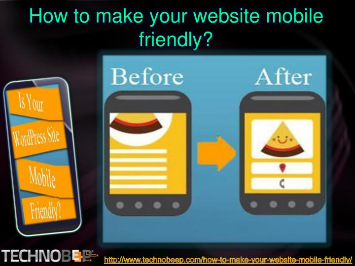 how to make weebly website mobile friendly