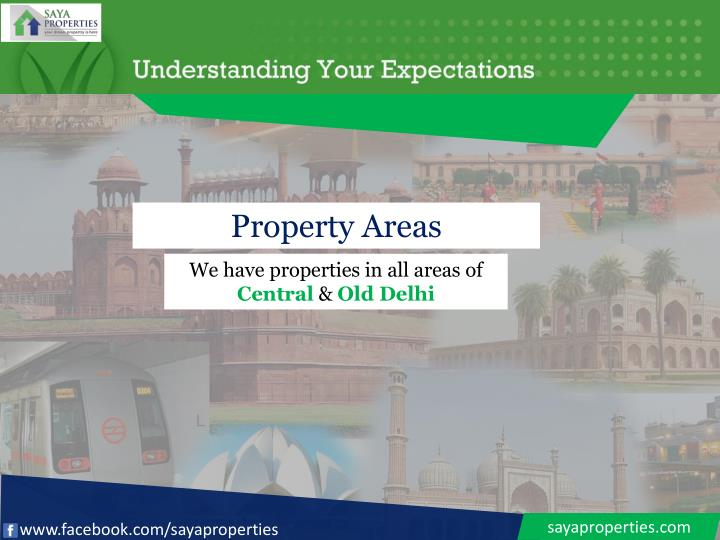 Property Areas