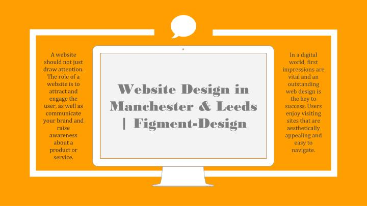 A website should not just draw attention. The role of a website is to