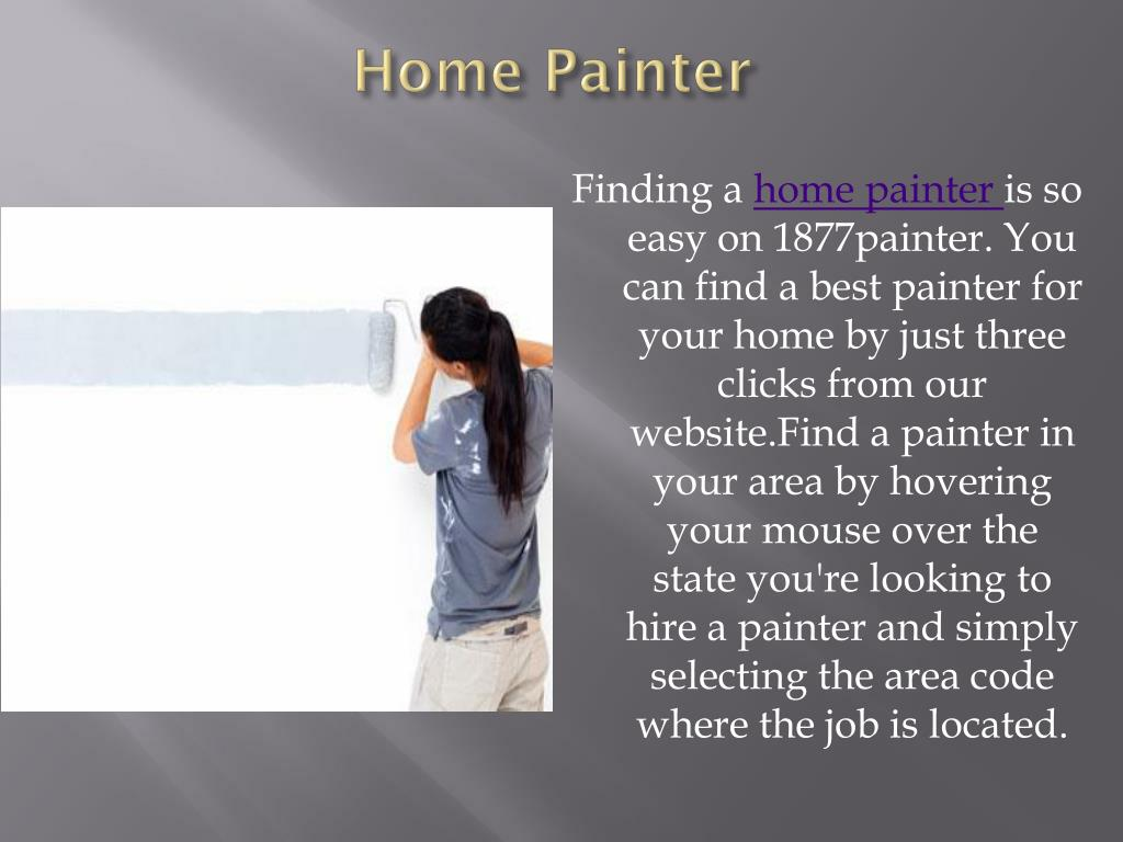 Painter Quote Point Presentation