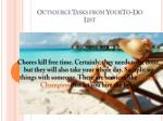 outsource tasks from your to do list