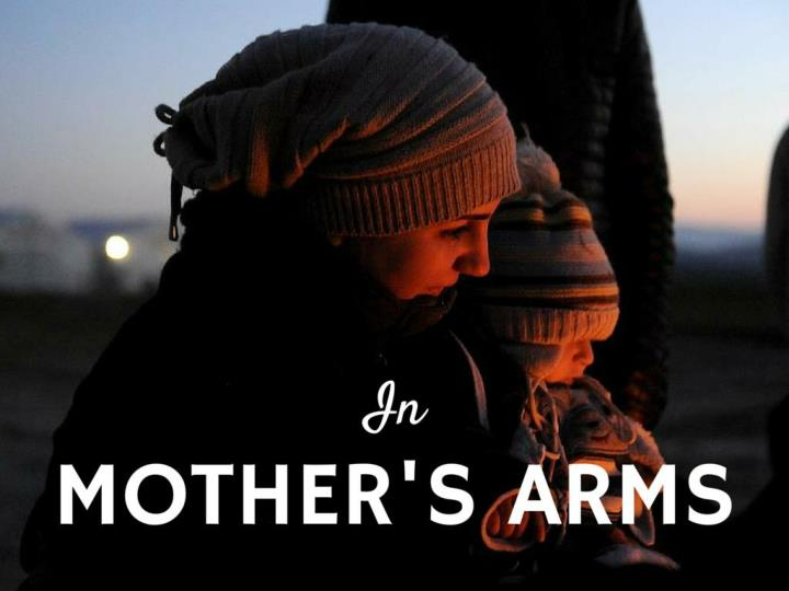 in mother s arms n.