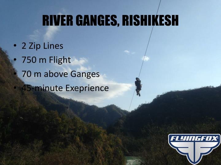 RIVER GANGES, RISHIKESH