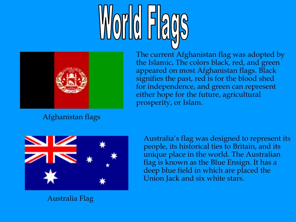 PPT - World Flags PowerPoint Presentation - ID:7338104