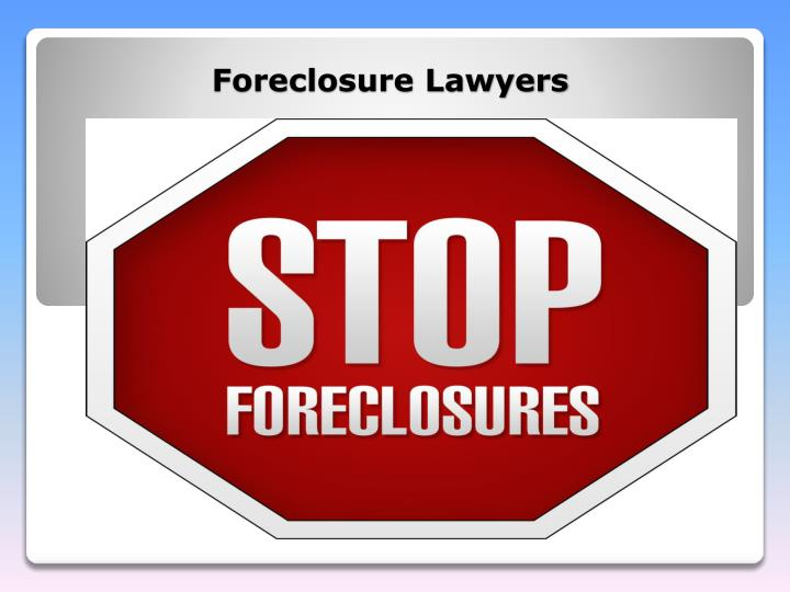 foreclosure lawyers n.