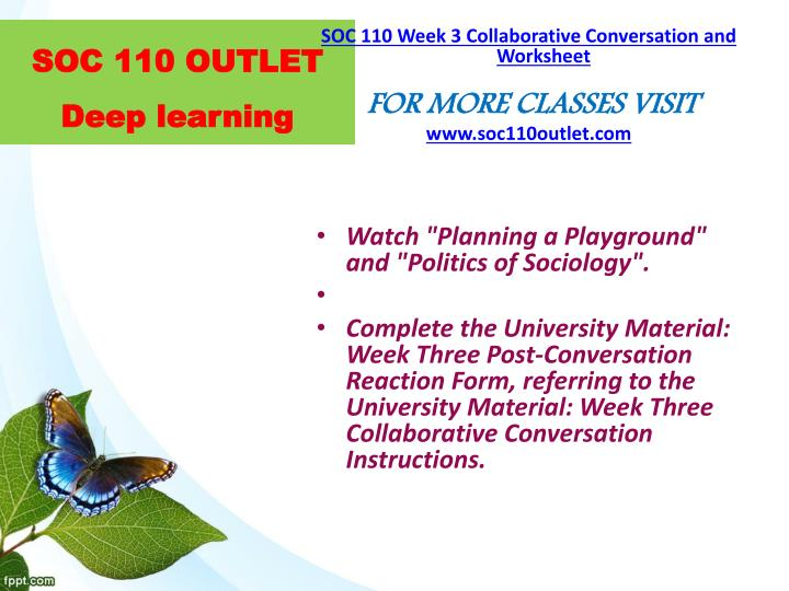 soc 110 Click the button below to add the soc 110 creating an agenda (phoenix) to your wish list.