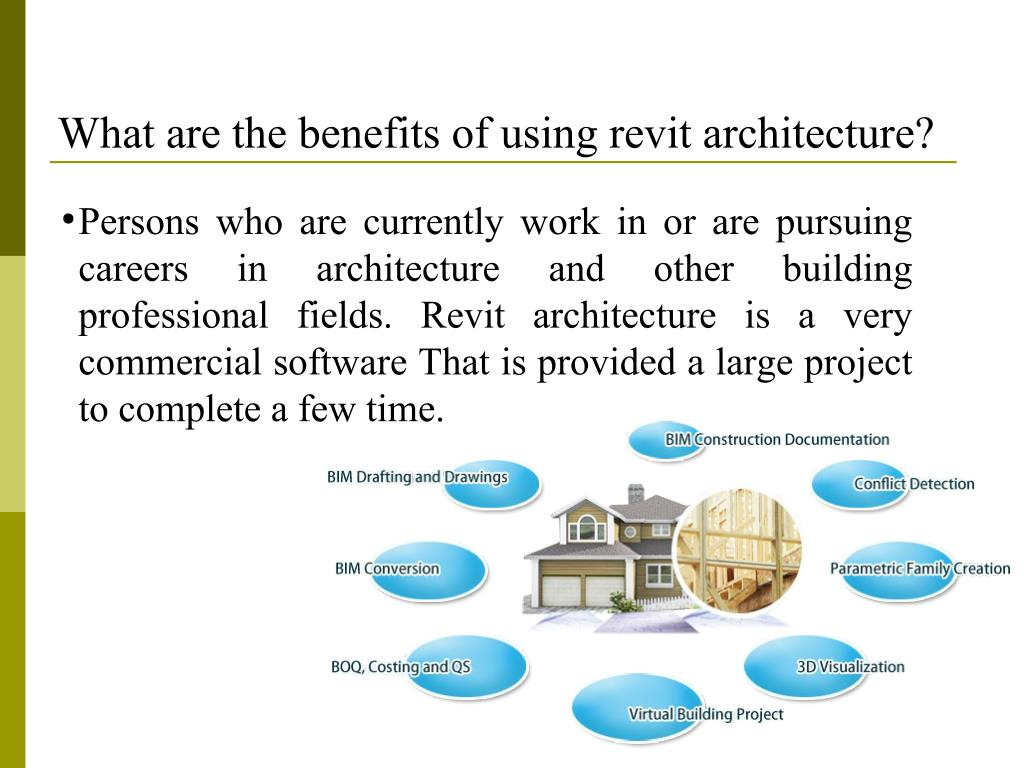 PPT - Introduction of Revit Architecture, Structure, and