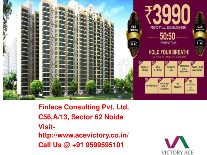 Finlace Consulting Pvt. Ltd.