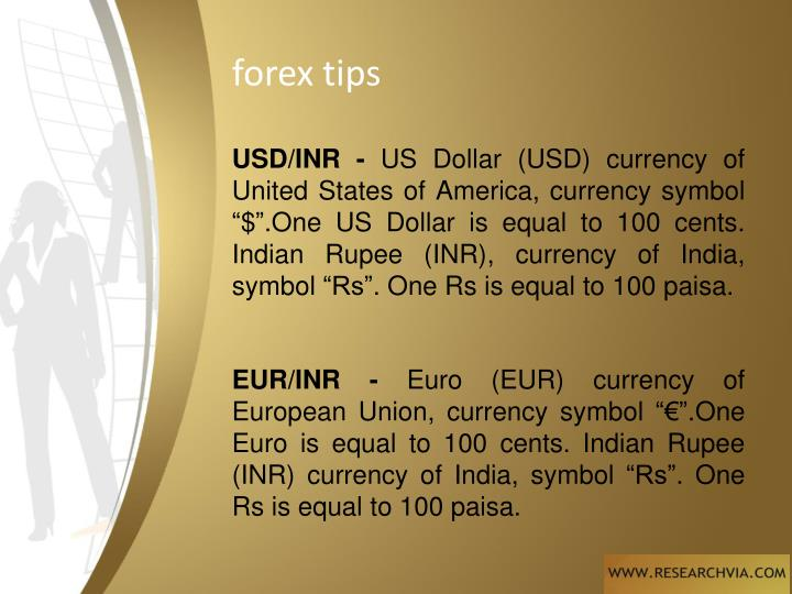 Ppt Forex Market Tips And Its Components Powerpoint Presentation