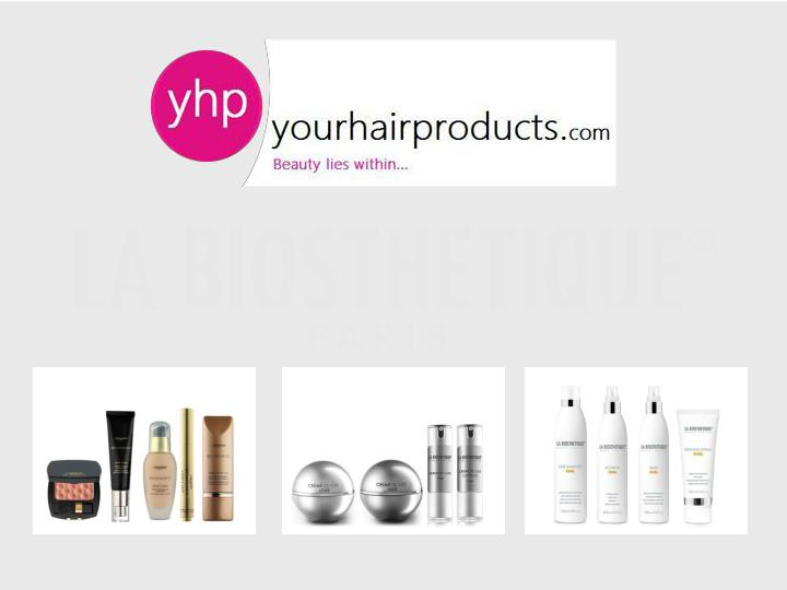 PPT - La Biosthetique Hair and Beauty Products PowerPoint
