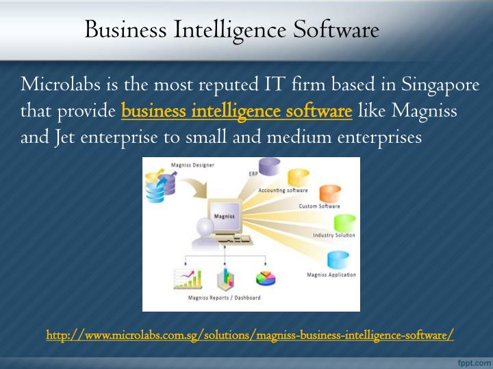 business intelligence software Business intelligence software 319 likes business intelligence software is a business intelligence tool which churns out kpis and this business objects.