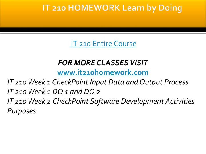 it 210 week 8 checkpoint object oriented data and process It 210 week 8 checkpoint object-oriented data and processes to buy this material click below link  it 210 week 5 checkpoint simple array process it 210 week 4 individual currency conversion desig it 210 week 4 checkpoint repetition control struct it210 week 3 dq 2.