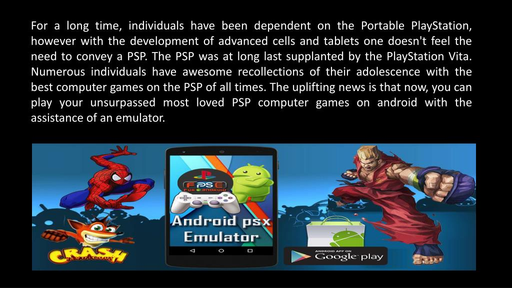 PPT - Download PS 1 Emulator for Android PowerPoint Presentation