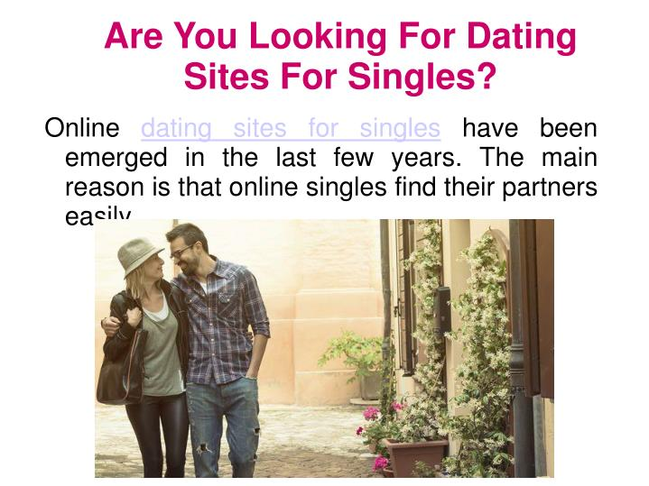 choosing the right online dating site How to choose the right online dating site to suit your needs.