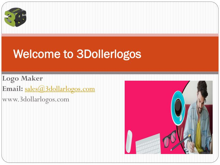 welcome to 3dollerlogos n.