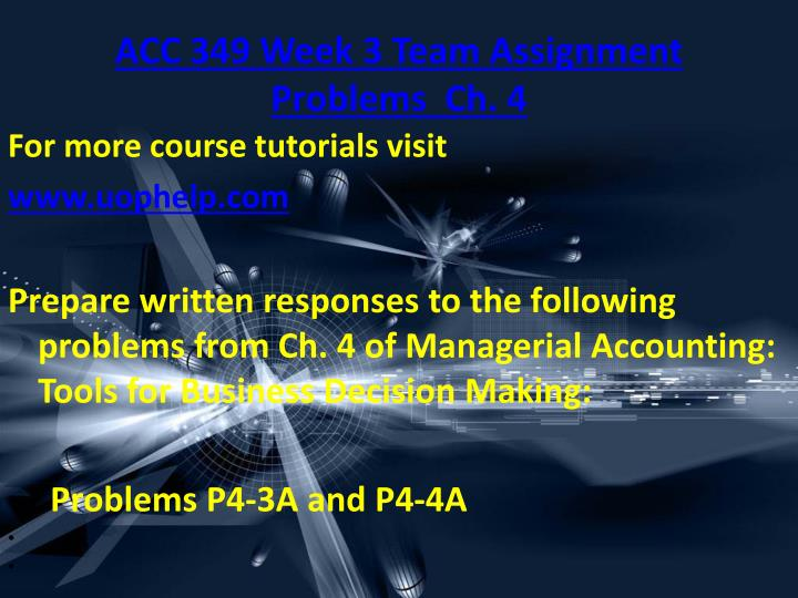assignment 3 management accounting case west island Assignment help services are offered by punjab assignment help for wide range of educational discipline such as accounting, finance, marketing, hr, operation management, statistics, tourism, cookery, childcare nursing, economics, law, it, programming, database and other assignments.