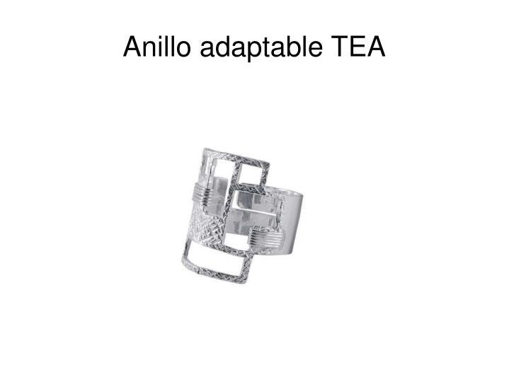 Anillo adaptable TEA
