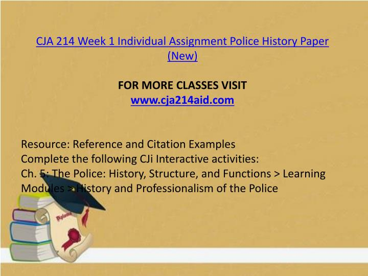 cja 214 week 2 police department roles and finctions Cja 214 week 2 individual assignment police department roles and functions paper cja 214 week 2 team assignment police department.