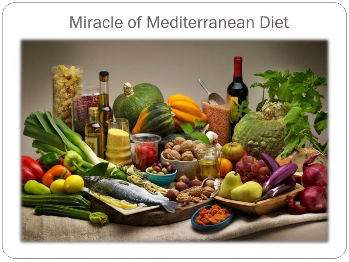 Miracle of Mediterranean