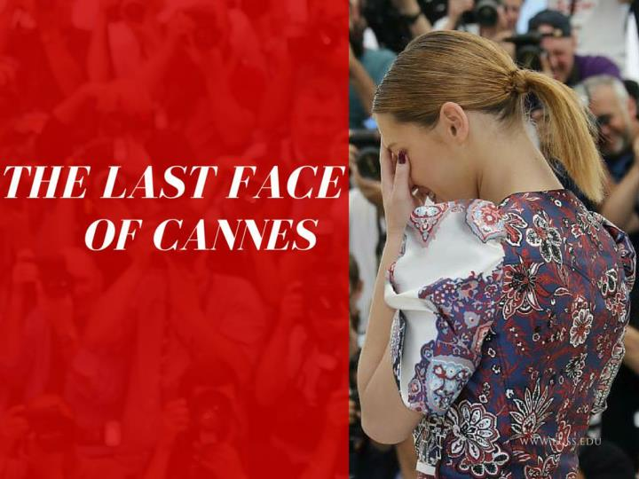 the last face of cannes n.