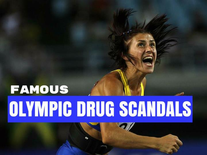 well known olympic medication scandals n.