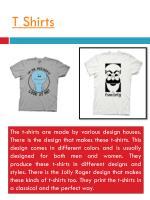 t shirts1