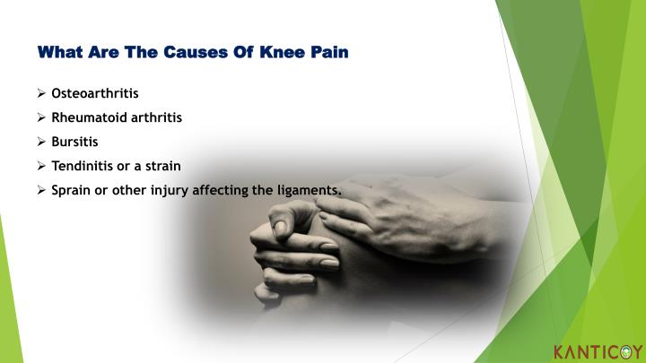 What Are The Causes Of Knee Pain