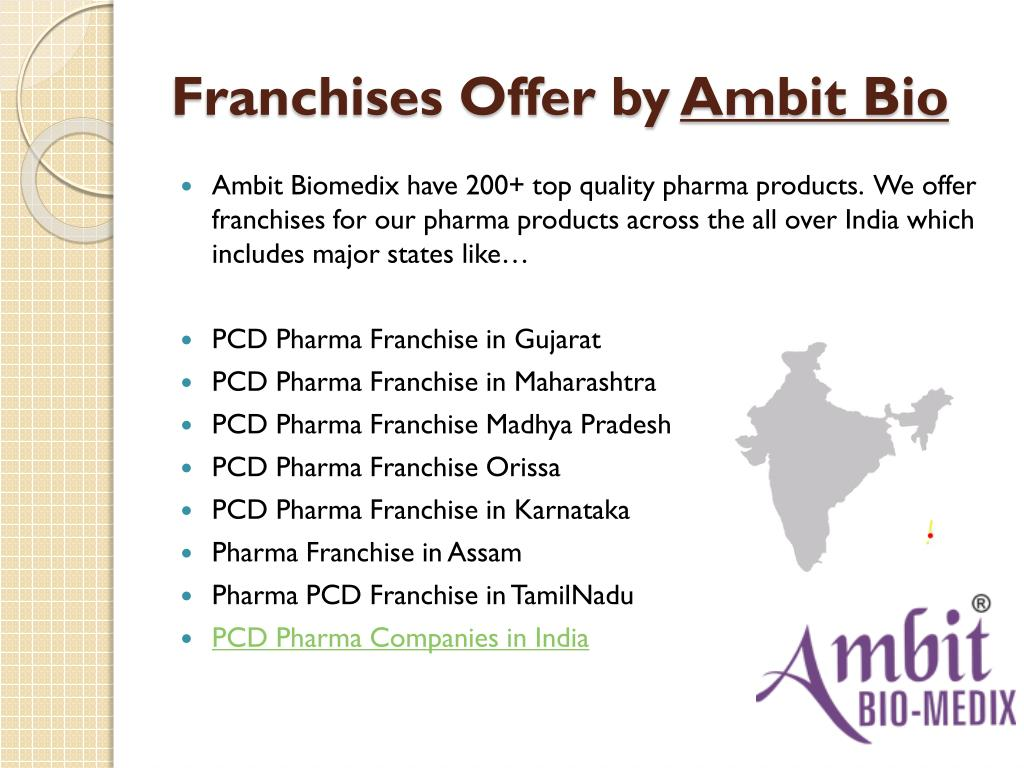 PPT - PCD Pharma Companies in India PowerPoint Presentation - ID:7345552