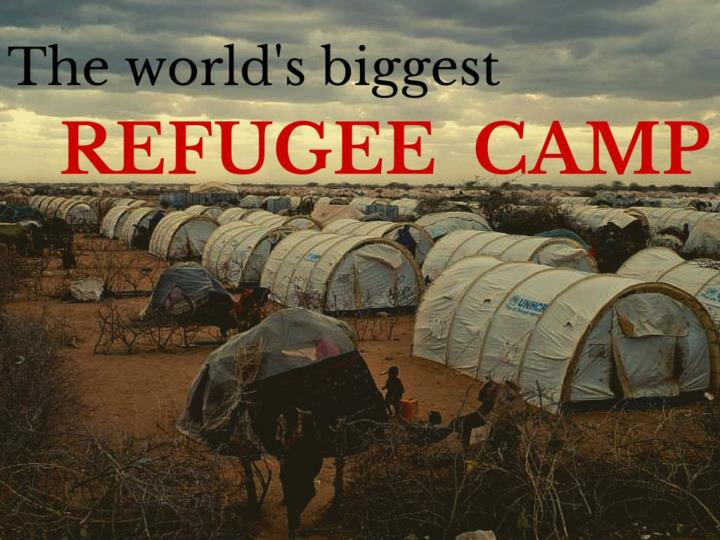 the world s greatest displaced person camp n.