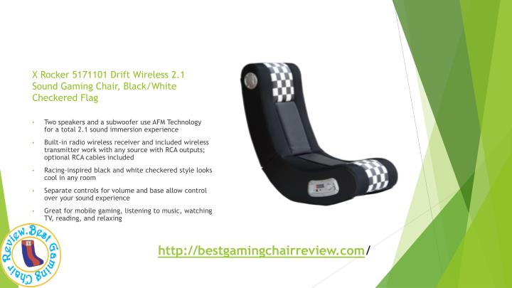 Enjoyable Ppt The X Rocker Wireless Gaming Chair Powerpoint Inzonedesignstudio Interior Chair Design Inzonedesignstudiocom
