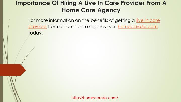 For more information on the benefits of getting a