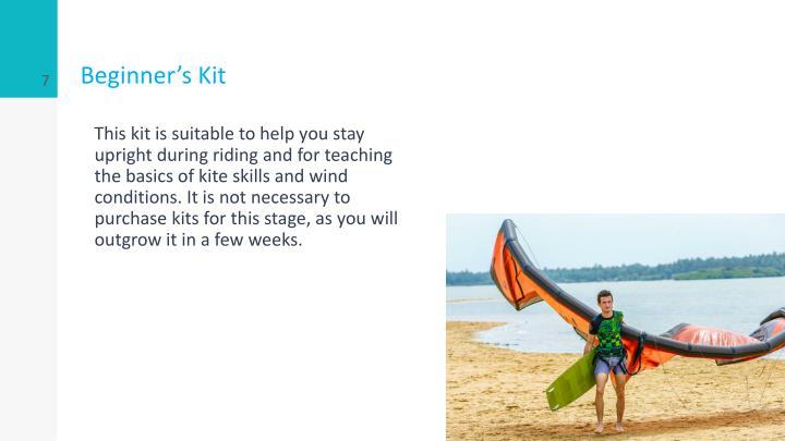 Beginner's Kit
